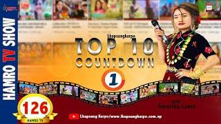 TOP 10 COUNTDOWN 01 / with Smarika Lama HAMRO TV  126 Full Episode June 04 - 2020