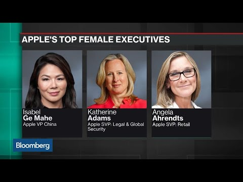 The Top Executives Helping CEO Tim Cook Run Apple