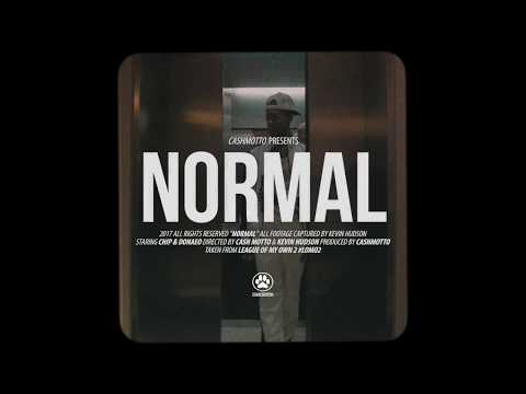 CHIP - NORMAL FEAT. DONAE'O (OFFICIAL MUSIC VIDEO)