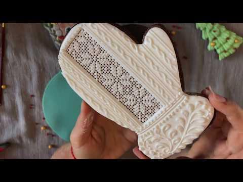 Видеоурок айсинг вышивка баянкина продаю