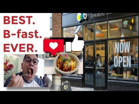 Best Breakfast Ever, OEB Downtown  Edmonton