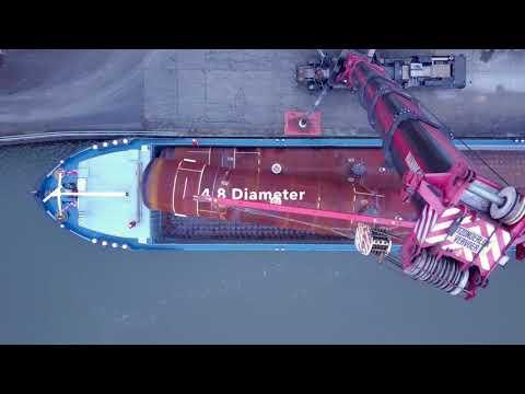 Amer Shipping Johannes Sr heavy transport