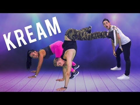 Kream - Iggy Azalea feat. Tyga | Caleb Marshall x Jessica Bass | Cardio Concert