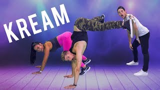 Kream - Iggy Azalea feat. Tyga   Caleb Marshall x Jessica Bass   Dance Workout
