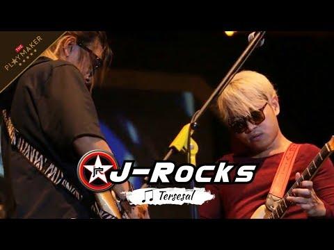 """Penampilan Apik J-Rocks Bawain Lagu """"TERSESAL"""" Keren! [Konser 22 JULI 2017 di CIMAHI] [HD]"""