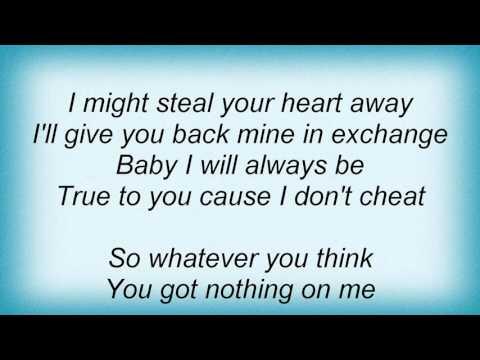 Luis Fonsi - You Got Nothing On Me Lyrics