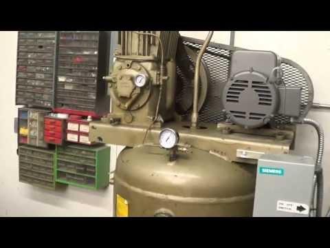 Quincy 325 Compressor History Question