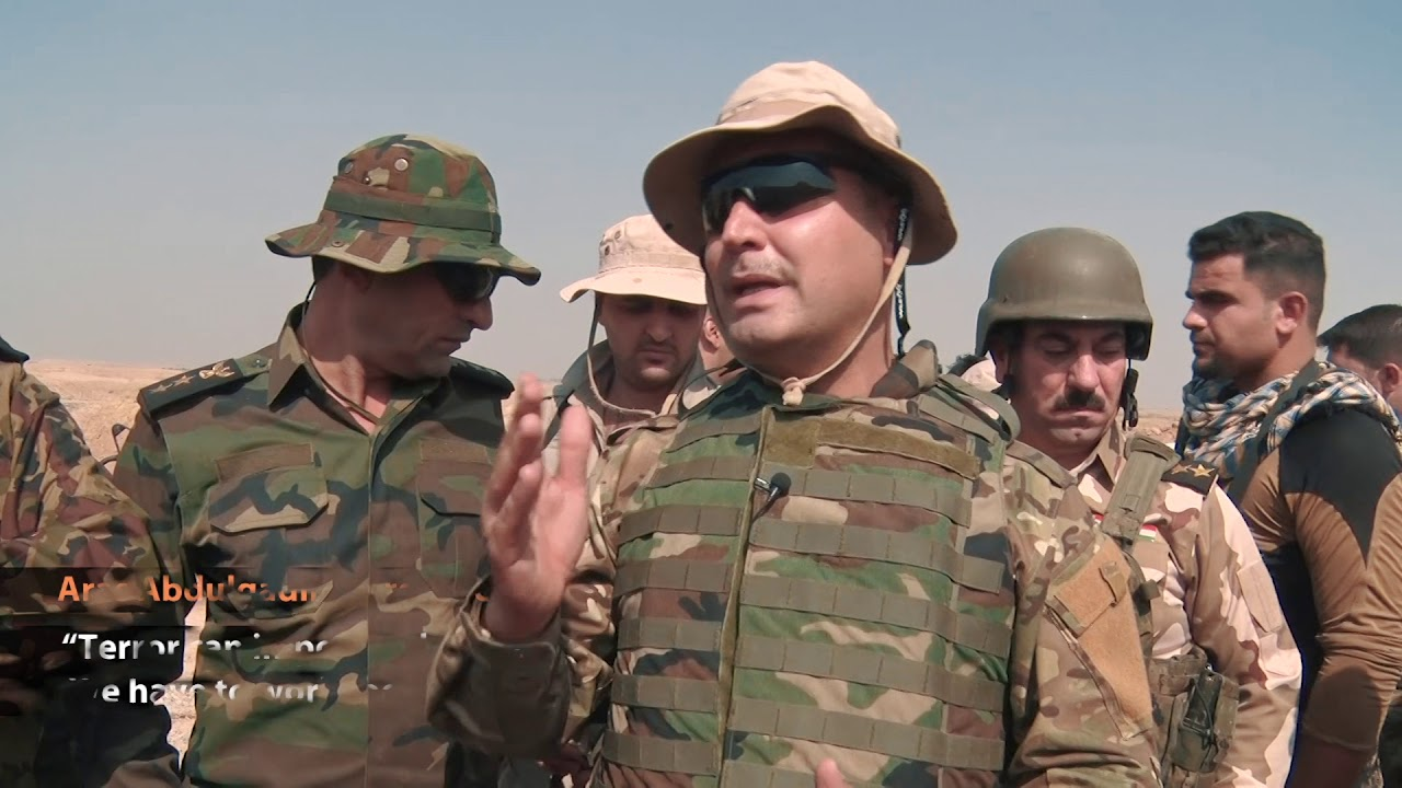 Iraqi Forces Prepare for Assault on Islamic State Stronghold in Hawija