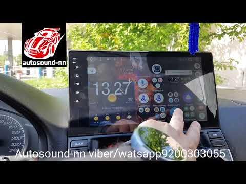 """Штатная Магнитола Mazda 6(2002+)10""""(4 ядра2/32)android 7.1"""