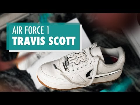 Styling the Travis Scott Air Force 1's | Kicks and Fits