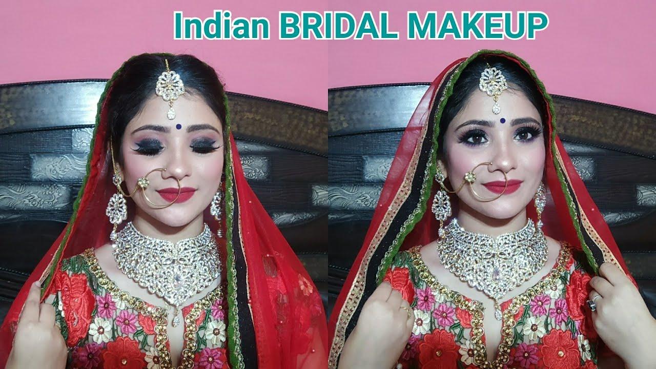 Dulhan Makeup In Hindi Age | Saubhaya