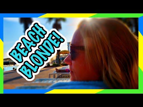 HOT BLONDE AT THE BEACH! | FORT WALTON BEACH | EMERALD COAST