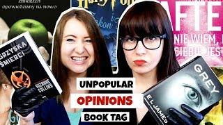 unpopular opinions book tag