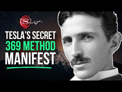 "How to Use Nikola Tesla's Divine Code ""369"" 