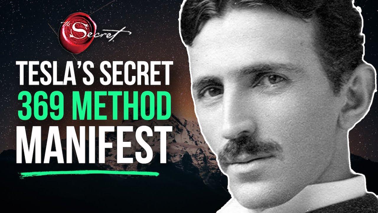 How to Use Nikola Tesla's Divine Code