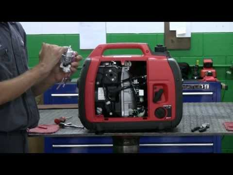 How To Clean the Carburetor on a Honda Generator