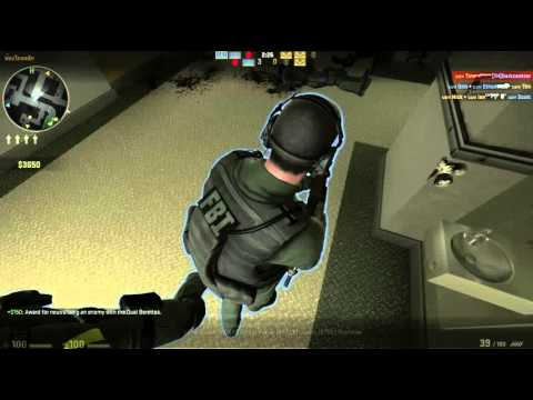 CS:GO #1 ยิงกันมันหยดส์