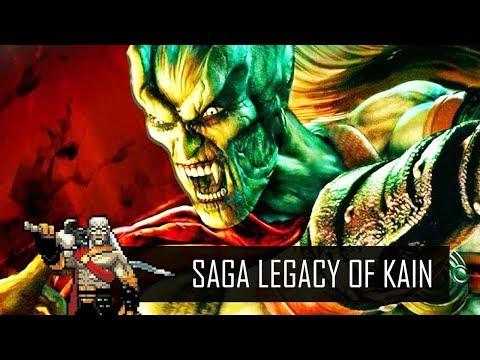SAGA LEGACY OF KAIN : SEJA MEU ANJO DA MORTE! (PARTE 2 - FINAL)
