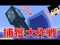 【カズクラ】イカ捕獲大作戦!水槽にイカを入れてみた!マイクラ実況 PART751
