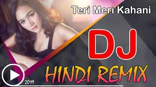 DJ HINDI REMIX 2019 - नया Dj रीमिक्स HINDI डीजे REMIX गैर नृत्य नृत्य MASHUP 2019 - HINDI DJ REMIX