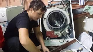 Как разобрать стиральную машинку Samsung S832