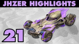 JHZER Highlights 21 | Competitive Rocket League