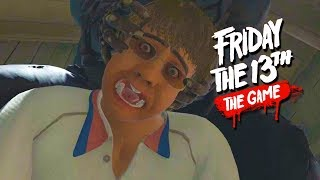 TIFFANY'S SWIMSUIT! - Friday the 13th Game!