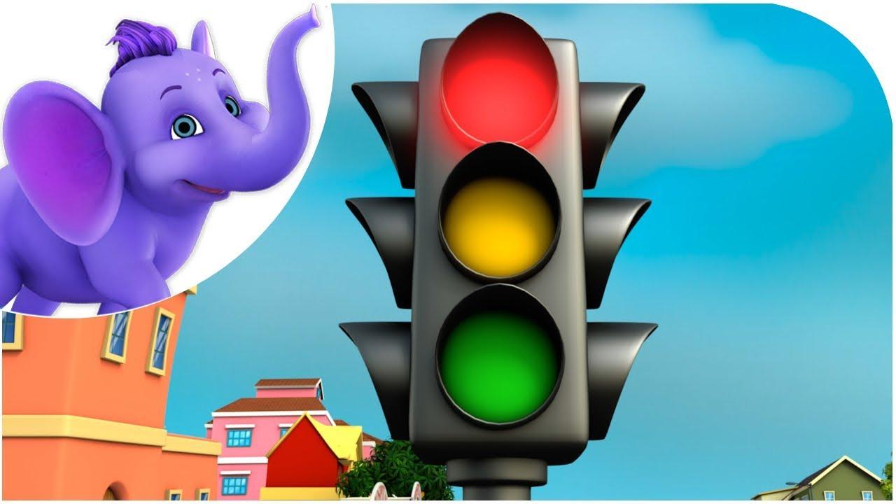 सिगनल | Signal | Hindi Nursery Rhyme for Kids | 4K | Appu Series
