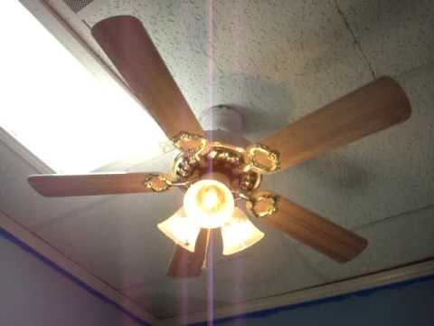 42 wal mart impressions ceiling fan youtube 42 wal mart impressions ceiling fan aloadofball Images