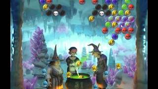 Bubble Witch Saga Level 91