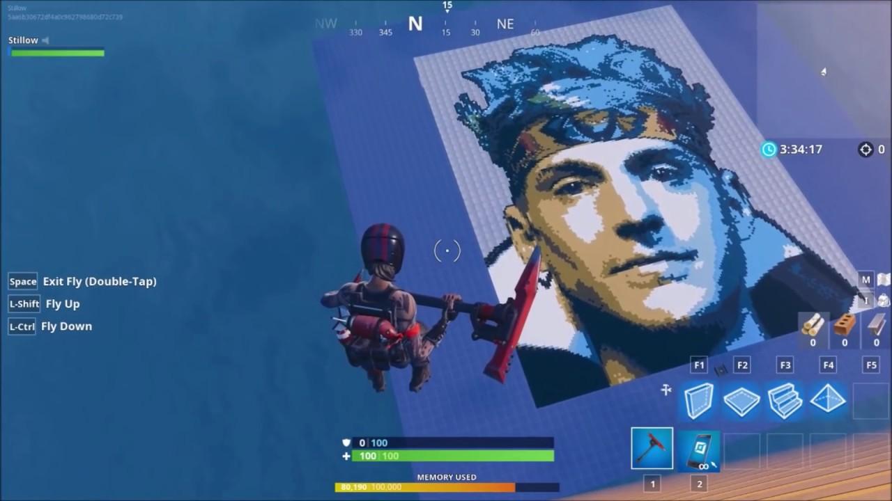 Ninjas Pixel Art