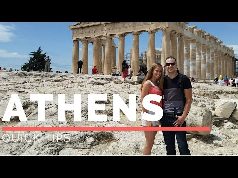 Tips for Athens, Greece