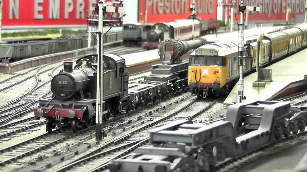 Pete Waterman's Model Railway HD