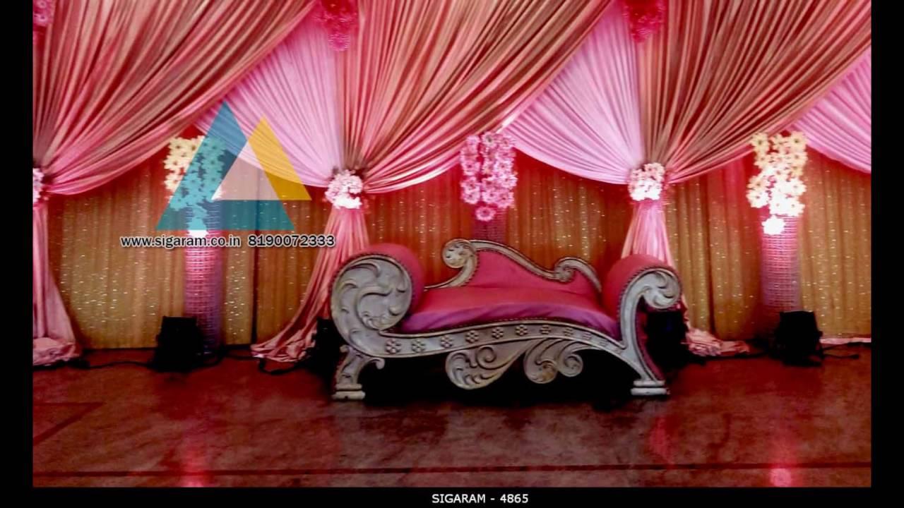 Valaikappu Decoration At Hotel Green Palace Pondicherry
