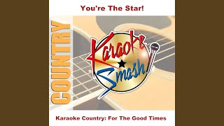 Lone Star State Of Mind (Karaoke-Version) As Made Famous By: Nancy Griffith
