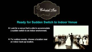 Outdoor Event Planning in New Jersey – How to Prepare for Uncertain Weather Conditions
