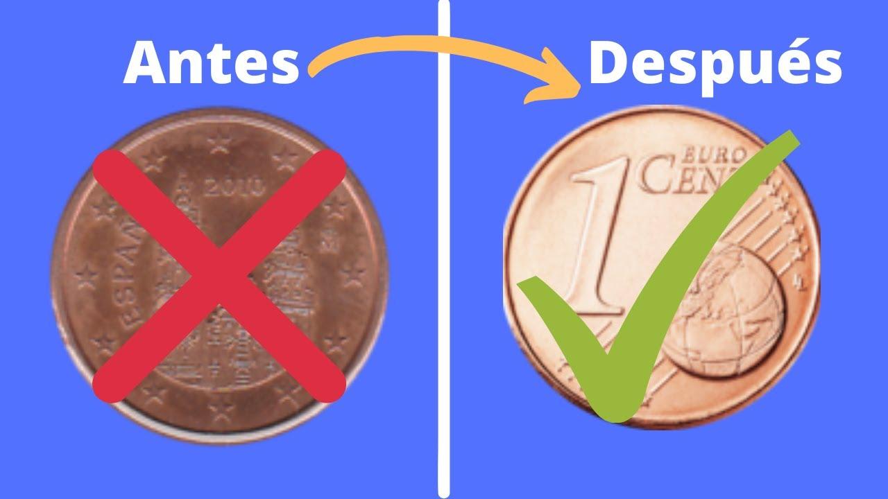 Como limpiar monedas de cobre con vinagre y sal youtube - Limpieza de cobre ...