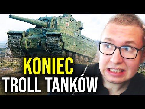 KONIEC TROLL TANKÓW - World of Tanks thumbnail