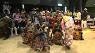 World Damba Festival 2011 Part 1 Led by Ninbun Naa Yakubu Andani Courtesy KSS Foundation