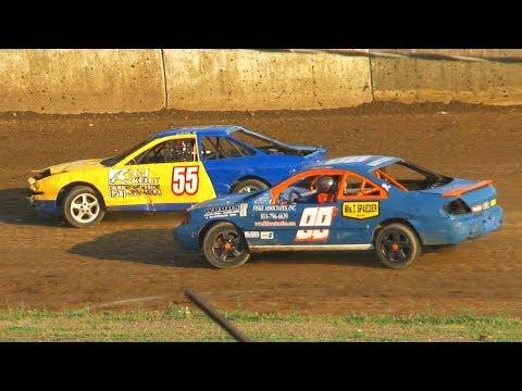 Challenger Heat One | Eriez Speedway | 8-4-19