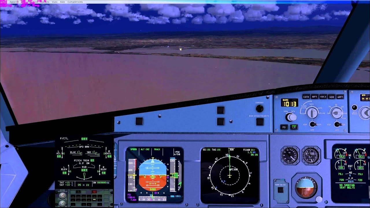 Flare Technique - Archive - Flight Sim Labs Forums