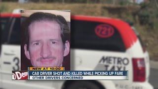 Cab driver shot in Green Valley Ranch, Denver Police looking for suspect
