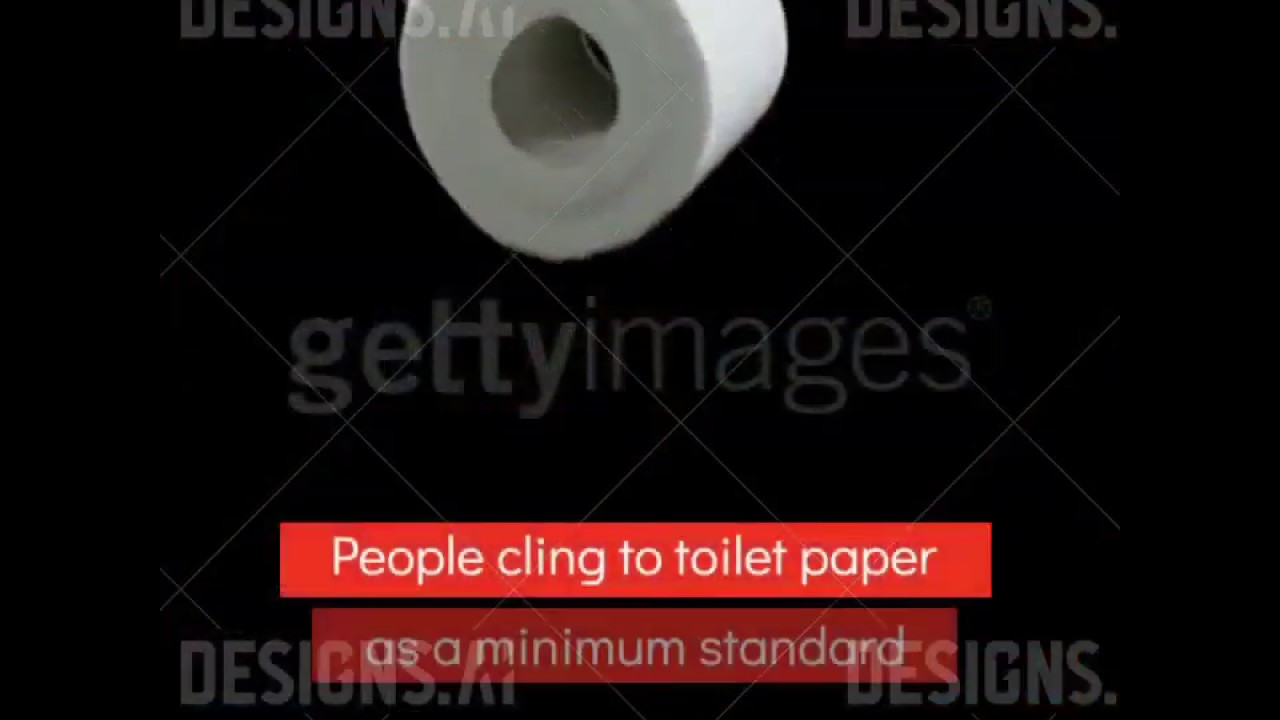 COVID PANIC : Why are people people going crazy over toilet paper ...
