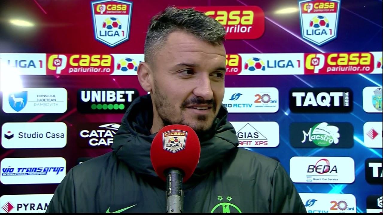 INTERVIU. Subtilitatea lui Budescu: