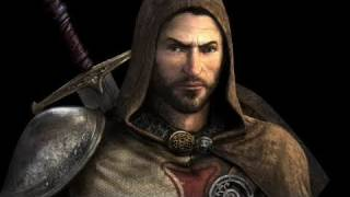 The First Templar - Celian Gameplay Character Introduction (2011) OFFICIAL | HD