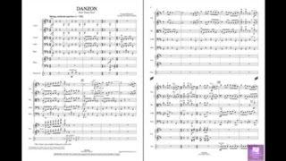 Danzon (from Fancy Free) by Bernstein/arr. Longfield
