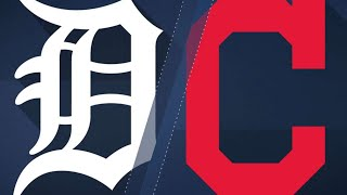 Indians blank Tigers for 19th straight win: 9/11/17