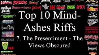 Mind-Ashes Top 10 Riffs