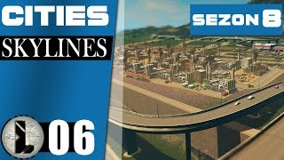 Cities: Skylines  ️ S08 ️ Strefa górnicza ️ 06
