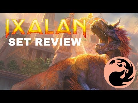 Ixalan Limited Set Review | Red